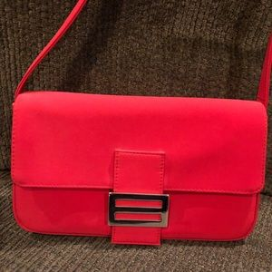 INC red purse